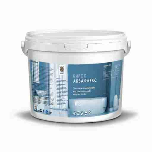 Акриловая гидроизоляция для ванной под плитку