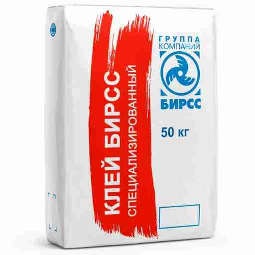 Клей для тротуарной плитки до 100 кг/м2